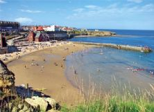 Cullercoats Bay Notecard